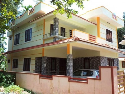 1960 Sqft 4 BHK House on 4.25 Cents of land for sale at Chevayoor,Kozhikode.