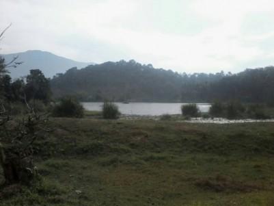 Land facing karlad lake wayanad for sale