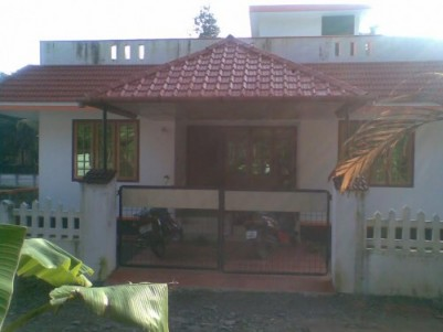 750 Sq.Feet 2 Bedroom house on 3.5 cents of land for Sale at Varappuzha,Ernakulam.