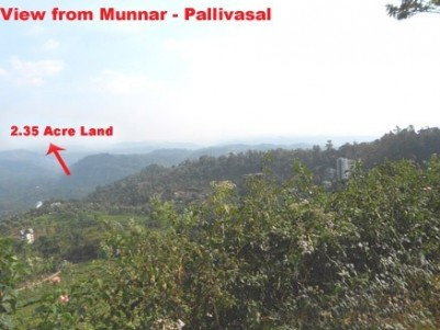 Low Rate Agricultural Land for sale Near Munnar