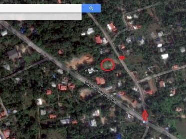 21.5 Cent land for sale at Manakkapady,Ernakulam.