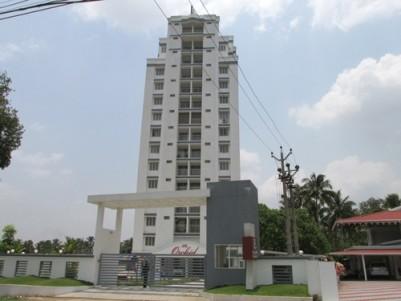 Super Deluxe Duplex Flat for sale at Kuttanelloor,Thrissur.