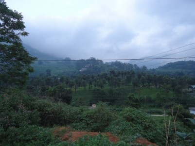 84 Cents Land for sale at Pallivasal,  near Munnar, Idukki