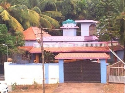 2150 sqft 3BHK Luxury Villa and nearly 1 Acres Land or only Villa for sale near Bekal Fort - Kasarg