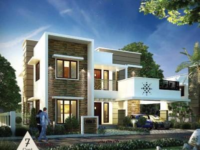 Greenpark Villas - Fully Customised Villas for sale at Kakkanad,Ernakulam.