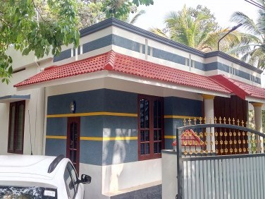3BHK 2 FLOOR 5 CENT LAND NEW HOUSE