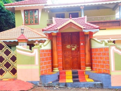 Fully Furnished Double storied house with land...