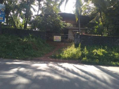 22 Cent Commercial plot for sale at Edappal,Malappuram.