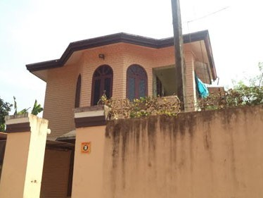 2000 Sqft  Double Storied House on 8 Cents of Land for sale at Ottappalam,Palakkad.