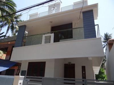 Modern Designed House for sale at Chaka Karikkakom Road,Trivandrum.