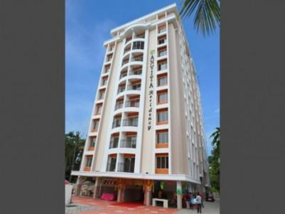 1434 Sqft 3 BHK Apartment for sale at  Desom,Aluva,Ernakulam District.