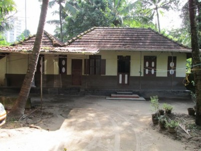 19 Cent land for sale at Nettoor,Ernakulam.