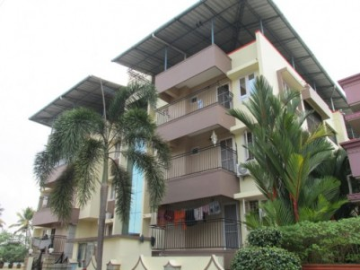 1100 sq.ft 2 BHK flat for sale at Padam road, Punnakkal, Elamakkara.