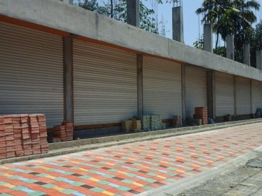 kripa commercial building muttumon ,T.K ROAD FRONTAGE ,3000 Sqft,the heart of kumbanad for rental or