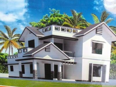 Villa for Sale at Ponkunnam, Kottayam