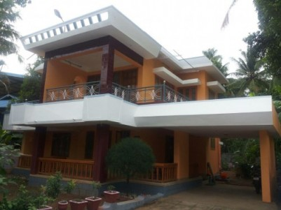 House at posh area,chathannoor