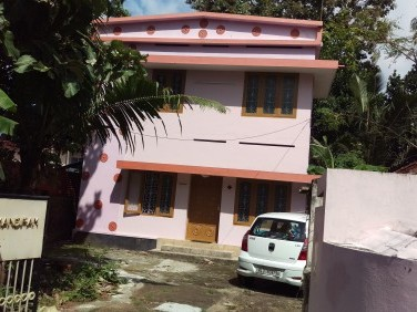 3BHK House in 7cents at Punthalathazham Junction, Kollam