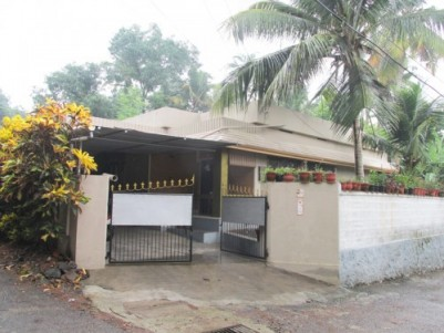 2000 Sq.ft 3 BHK House on 10cents of land for sale at Kalamassery, Ernakulam