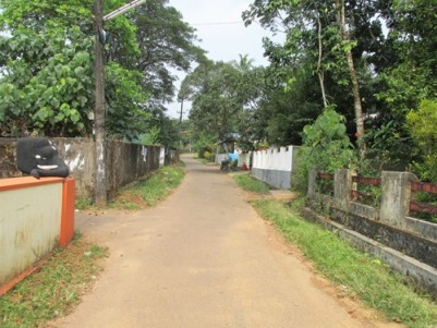 15 Cent Land and 900 Sq.ft House for sale at Kurumassery,Ernakulam.