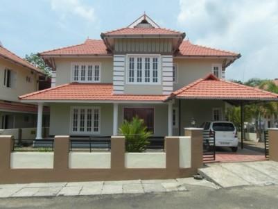 Premium Gated Community Villa for sale at Kalathipady, Kottayam District.