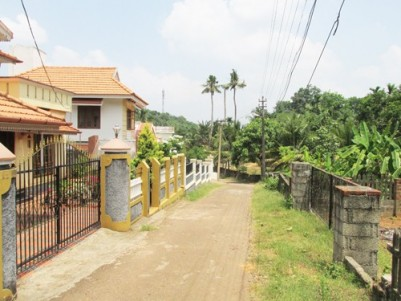 12.5 Cent Prime House Plot for sale at Kalathipady, Kottayam.