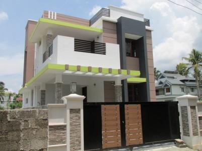 1650 Sqft 3 BHK House for sale at Eroor,Tripunithura,Ernakulam.