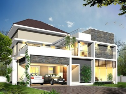 Forms Luxury Villas Available for Sale at Thrissur.