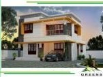 3 BHK Gated community Villas for sale in Palakkad.