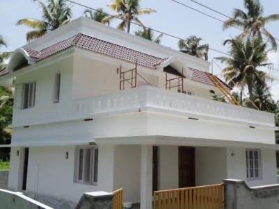 1350 Sq.Feet 3 BHK House for Sale at Cheriapilly, Varapuzha, Ernakulam.Contact Owner-09072320909.