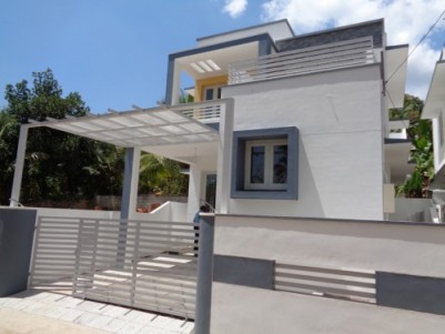 1500 Sqft 3BHK Contemporary House  for sale at  Vazhayila,Thiruvananathapuram.