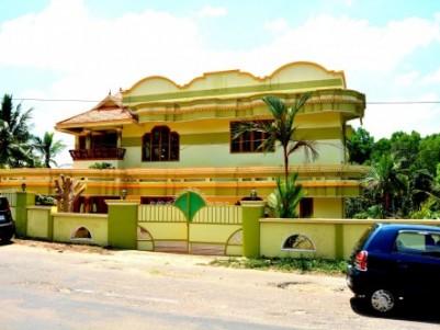 2200 sq.ft Villa for sale at Peyad, Trivandrum