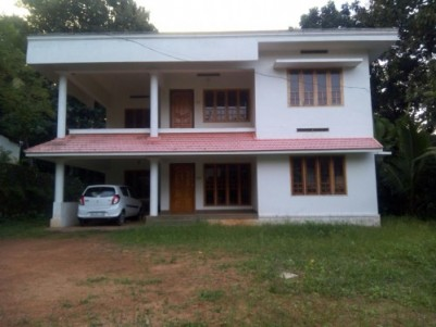 Two storey house with 25cent for sale