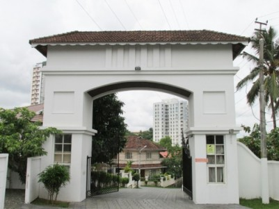 7.7 cents Gated Community Villa Plots for sale at Kakkanad, Ernakulam