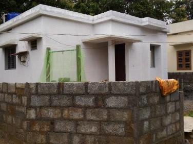 HOUSE NEAR VYTHIRI, @15,00,000/-