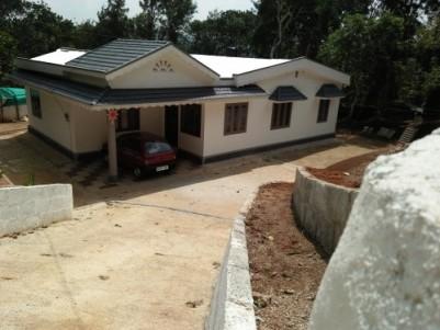 2 acres of land and 2000 square feet house at kuzhitholu, idukki