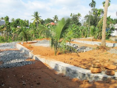 Premium House Plots for sale at Karukutty,Ernakulam.
