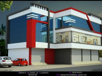5000 Commercial Building For Rent at Kodukulanji Junction,Chengannur,Alappuzha.
