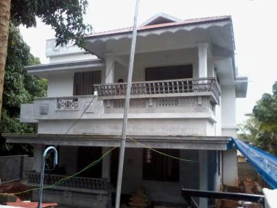 1900 Sq ft 3 BHK Beautiful House for sale at Mundur,Thrissur.