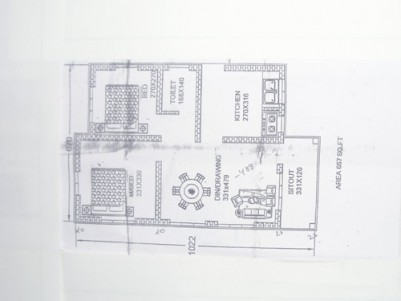 Under Construction Villas for sale Near Manimala River Side, Kuttoor,Thiruvalla.