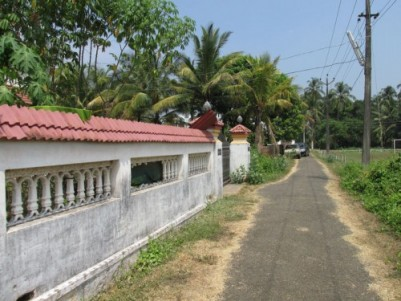 8 Cent Land for sale at Thrissur.