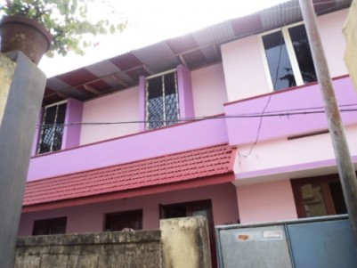 1600 Sq.ft 3 BHK Double Storied House on 3 Cent land for sale at Peroorkada,Thiruvananthapuram.