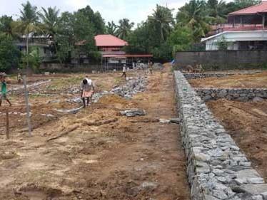 Developed Villa Plot for Sale at Chembumukku near Palarivattom,Ernakulam.
