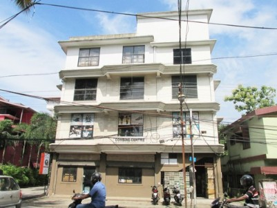 8000 Sq.ft 4 Storey Building for rent at Kadavanthra,Ernakulam.