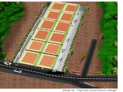 Premium Residential lands for sale at Attingal ,Thiruvananthapuram.