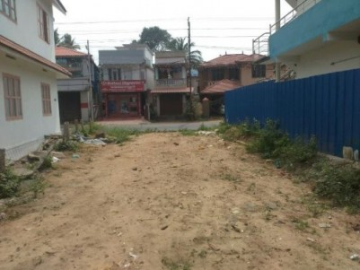 Commerical / Residential Land for sale at  Mavelikkara Govt.hospital Junction,Alappuzha