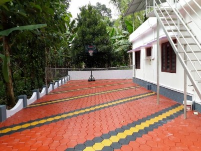 Riverfront Villa for Sale at Kumaranalloor, Kottayam