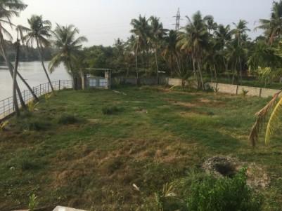 Waterfront property in Eroor, Vytilla, Ernakulam
