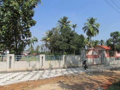 5 to 12 Cents Residential land for sale at Angamaly Town,Ernakulam.