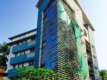 1540 Sq.ft 3 BHK Flat for sale at Near MIMS Hospital,Kozhikode.