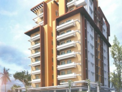 Vinayaka Homes - Bhuvaneswari Apartments for sale at Eroor,Thrippunithura,Ernakulam.